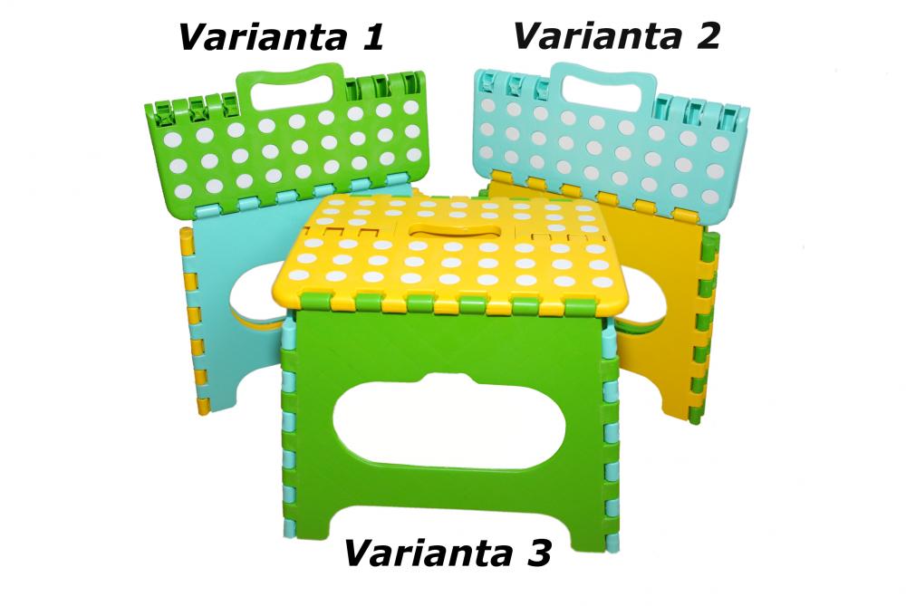 Skládací židlička XL