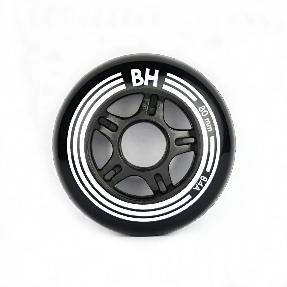 In-line sada koleček BH Black 80mm/84A (8ks)