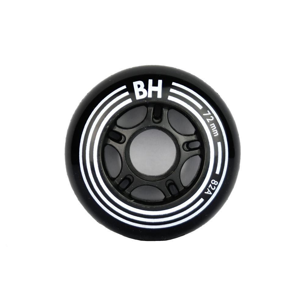 In-line sada koleček BH Black 72mm/82A (8ks)