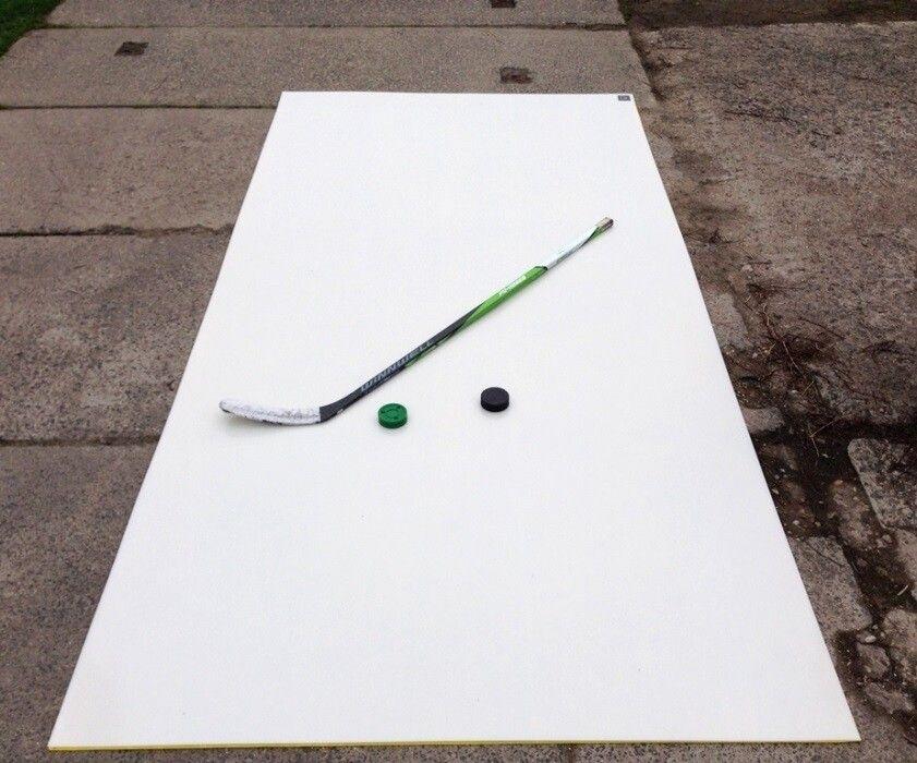 Pronájem hokejových tréninkových pomůcek - set PRO