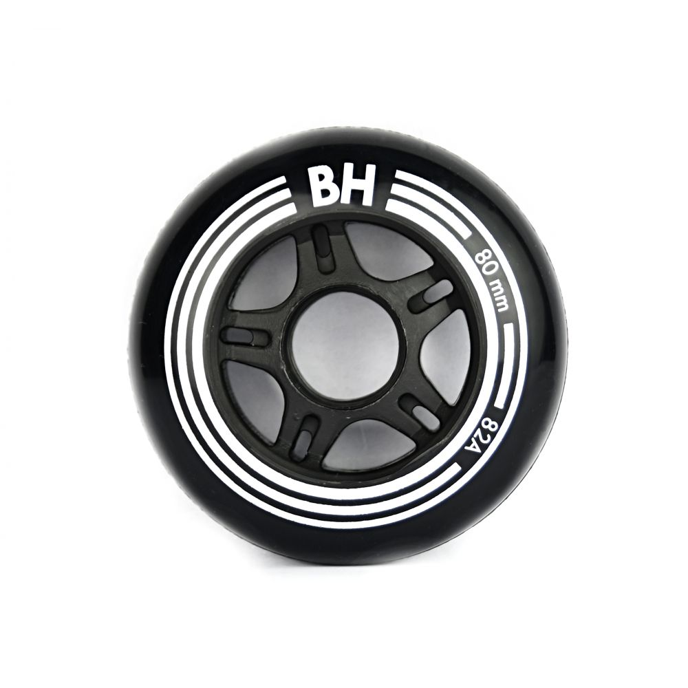 BH Black in-line kolečko 80mm/82A (1ks)