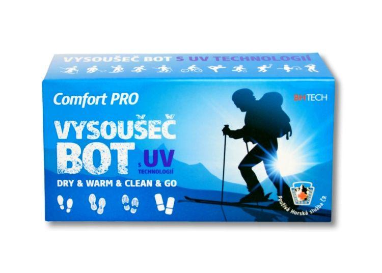 Vysoušeč obuvi Comfort PRO s UV - doprava zdarma