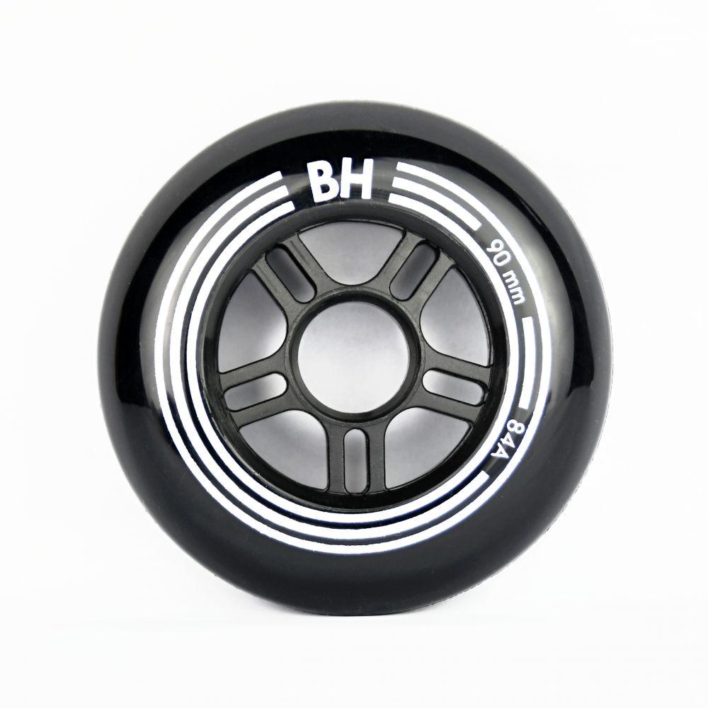 Sada 8 ks in-line koleÄŤek BH Black 90mm/84A